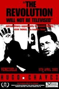 La révolution ne sera pas télévisée dans Documentaires TheRevolutionWillNotBeTelevised-199x300